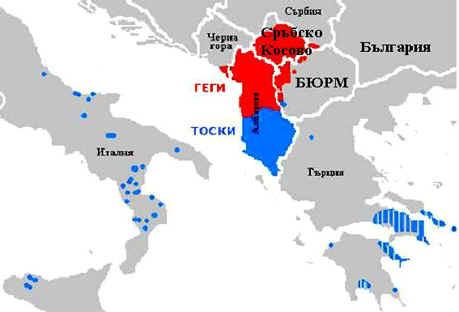 Фиг 1 географско разпространение на